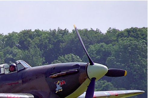 Photo#514-2-Hawker Hurricane XII