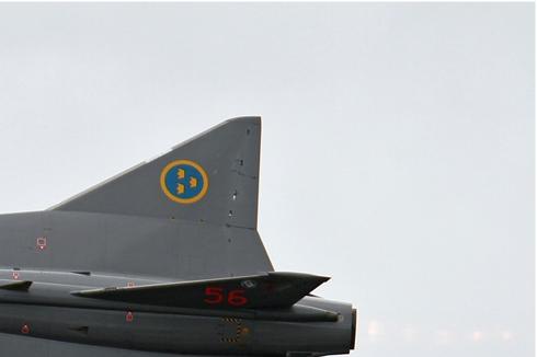 Photo#523-2-Saab J35J Draken