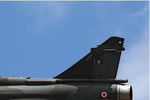 Photo#535-2-Dassault Mirage 2000D