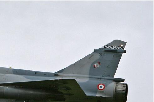 Photo#629-2-Dassault Mirage 2000B