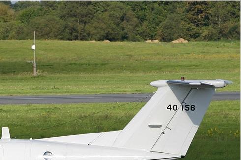 Photo#726-2-Beech C-12U Huron