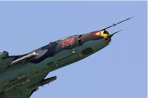 Photo#766-2-Sukhoï Su-22UM-3K