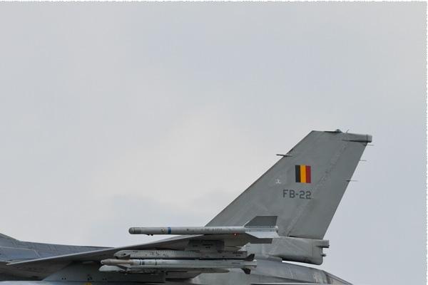 Photo#823-2-General Dynamics F-16BM Fighting Falcon