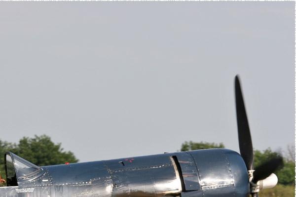 Photo#832-2-Chance Vought F4U-7 Corsair