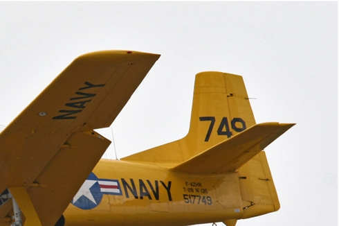 Photo#883-2-North American T-28S Fennec