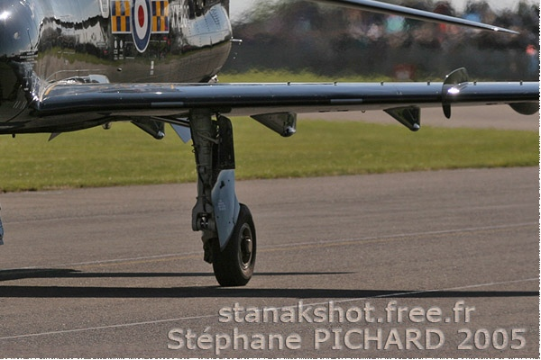 Photo#343-4-Hawker Siddeley Hawk T1A