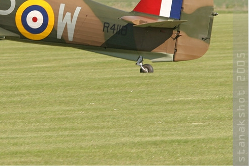 Photo#347-4-Hawker Hurricane I