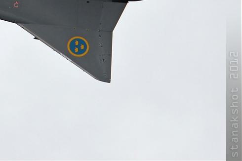 Photo#523-4-Saab J35J Draken