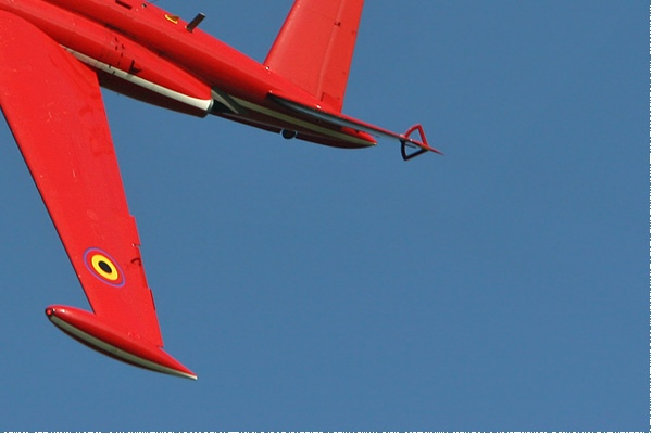 Photo#582-4-Fouga CM-170R Magister