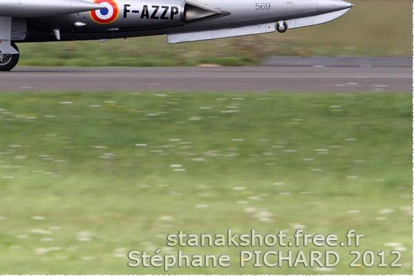 Photo#620-4-Fouga CM-170R Magister