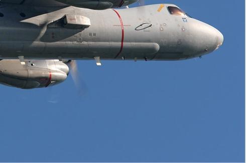 Photo#731-4-Grumman E-2C Hawkeye