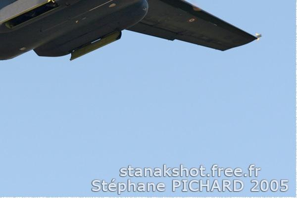 Diapo803 Transall C-160R R92/61-ZJ, Cazaux (FRA) MNA 2005