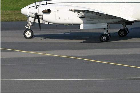 Photo#726-3-Beech C-12U Huron
