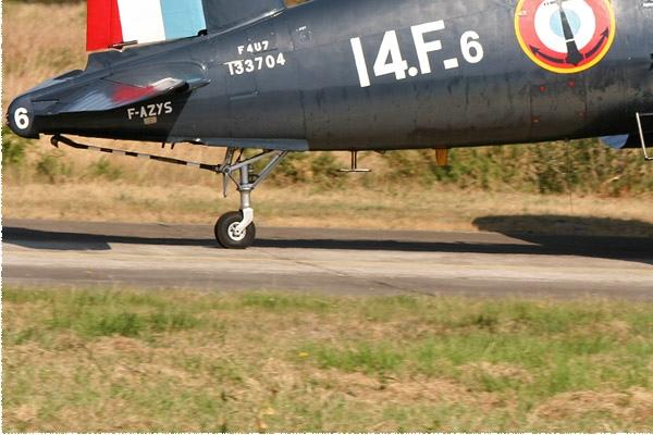 Photo#832-3-Chance Vought F4U-7 Corsair