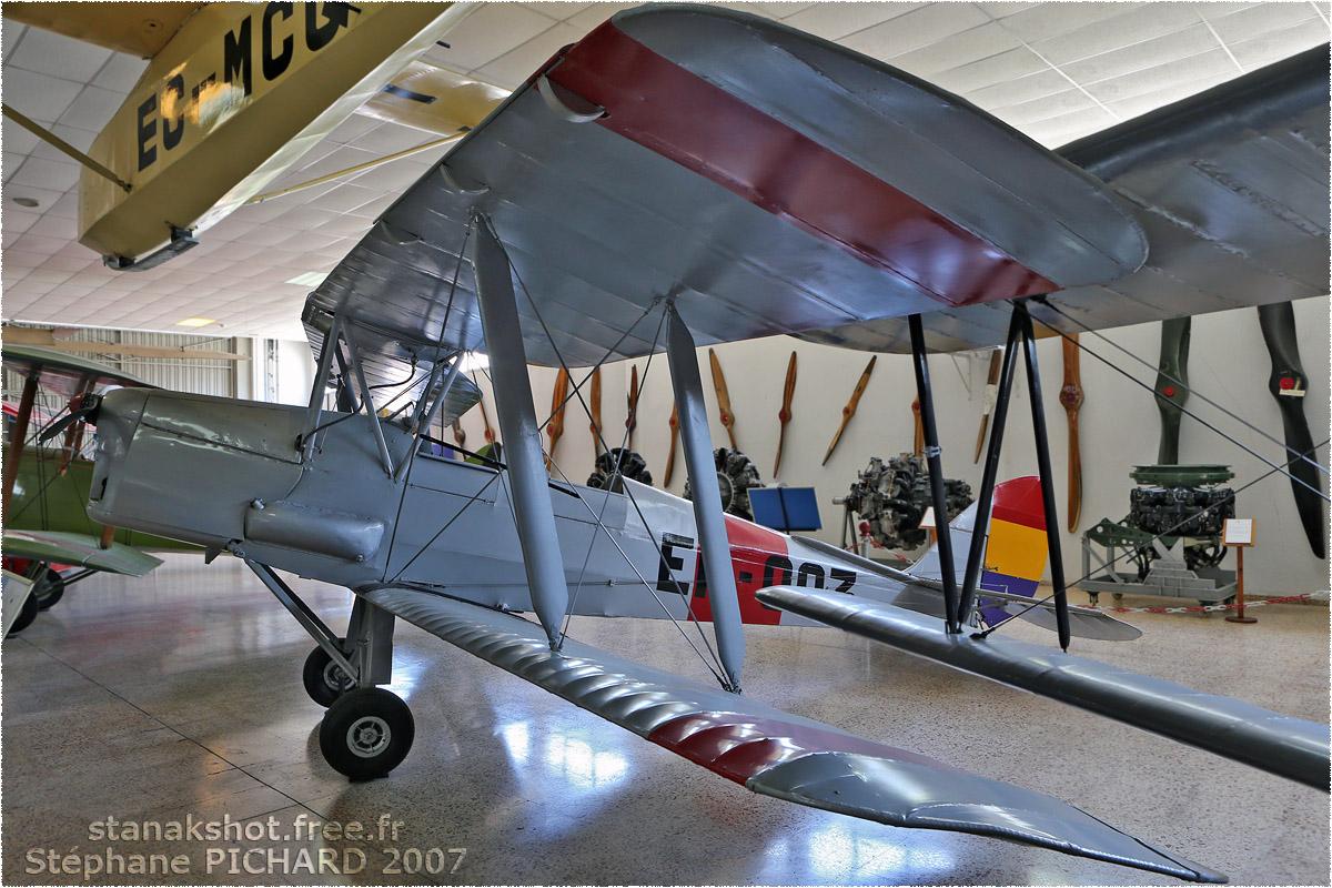 tof#1022_Tiger Moth_de la Force aérienne espagnole