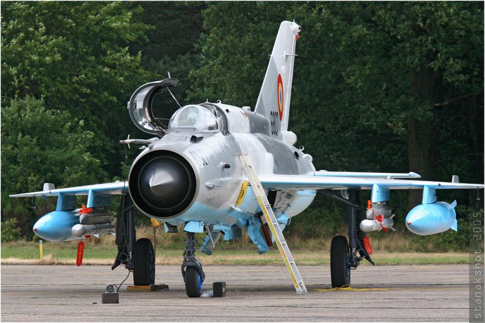 tof#1105_MiG-21_de la Force aérienne roumaine