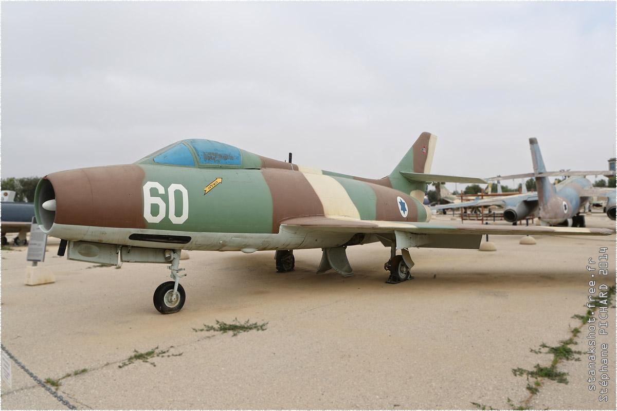 tof#1209_Mystere IV_de la Force aérienne israélienne