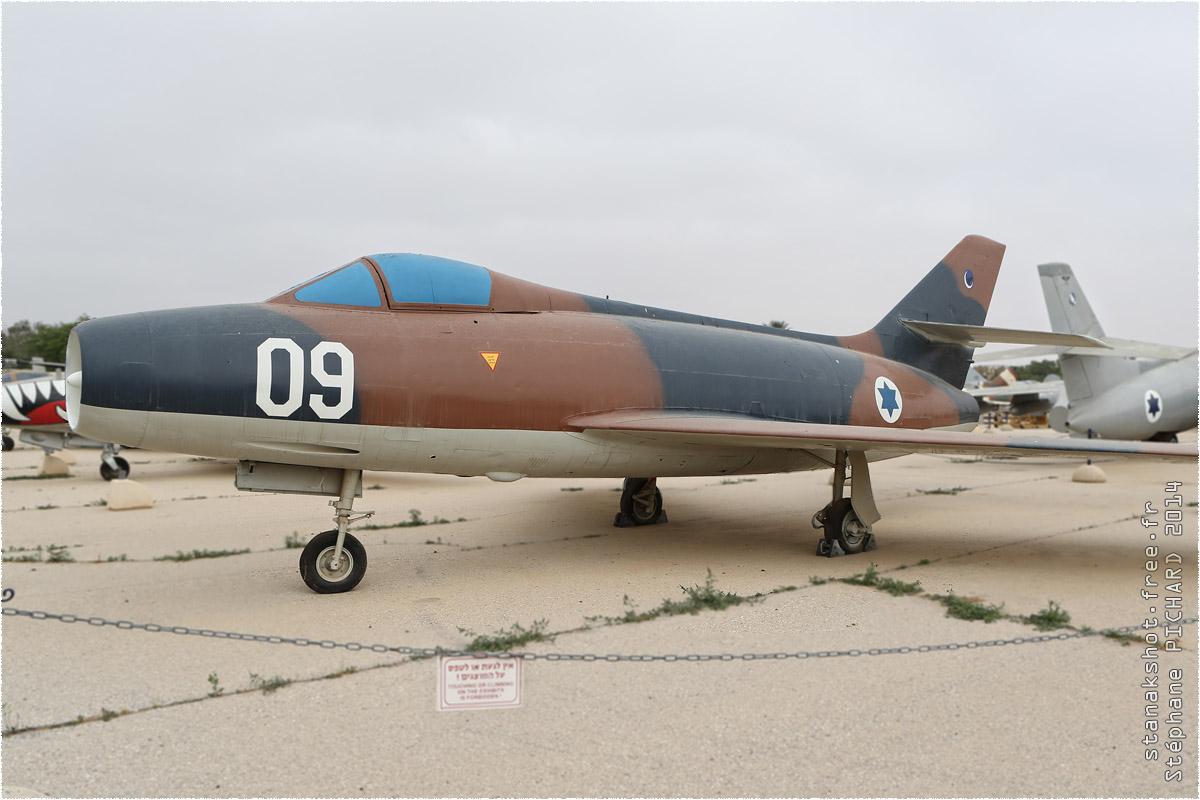 tof#1229_Mystere IV_de la Force aérienne israélienne