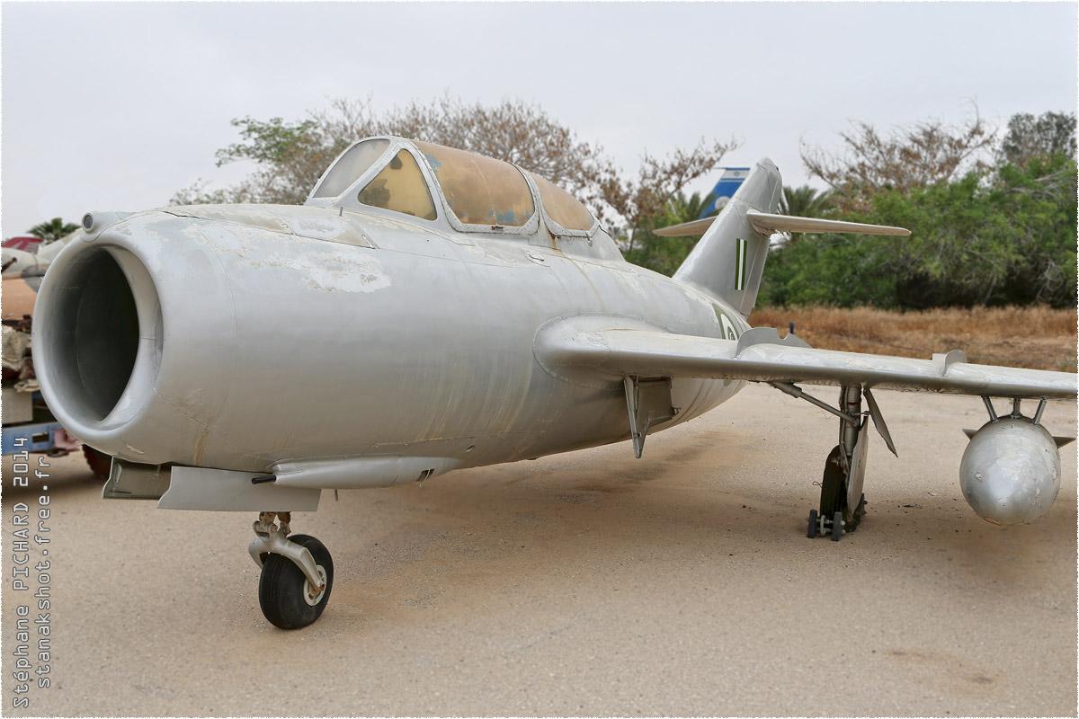 tof#1237_MiG-15_enregistré en Israel