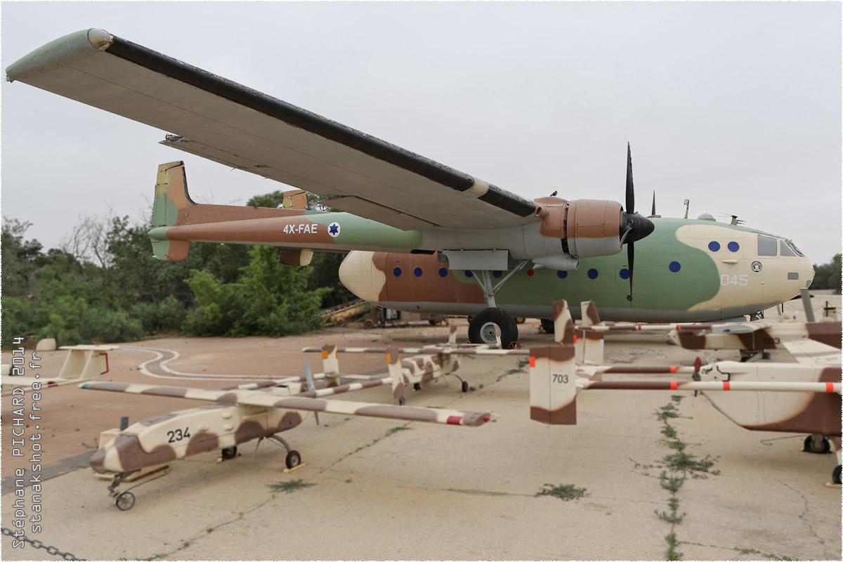 tof#1271_Noratlas_de la Force aérienne israélienne