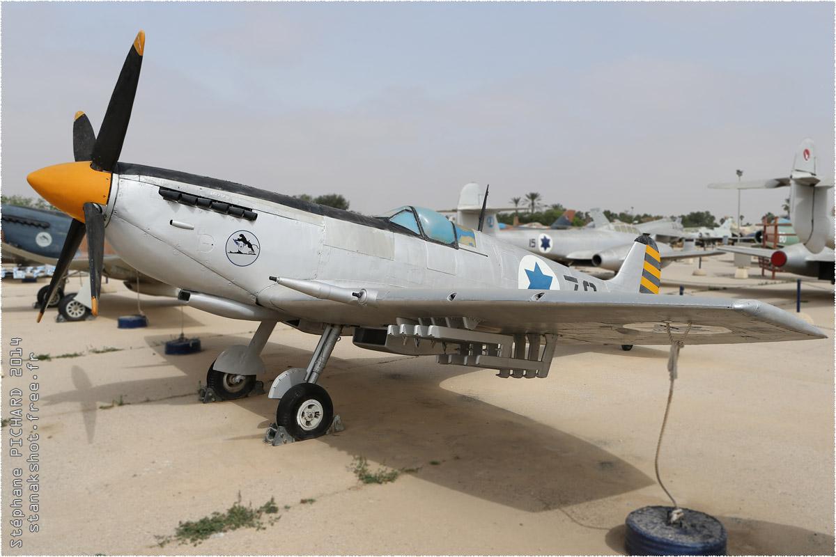 tof#1274_Spitfire_de la Force aérienne israélienne