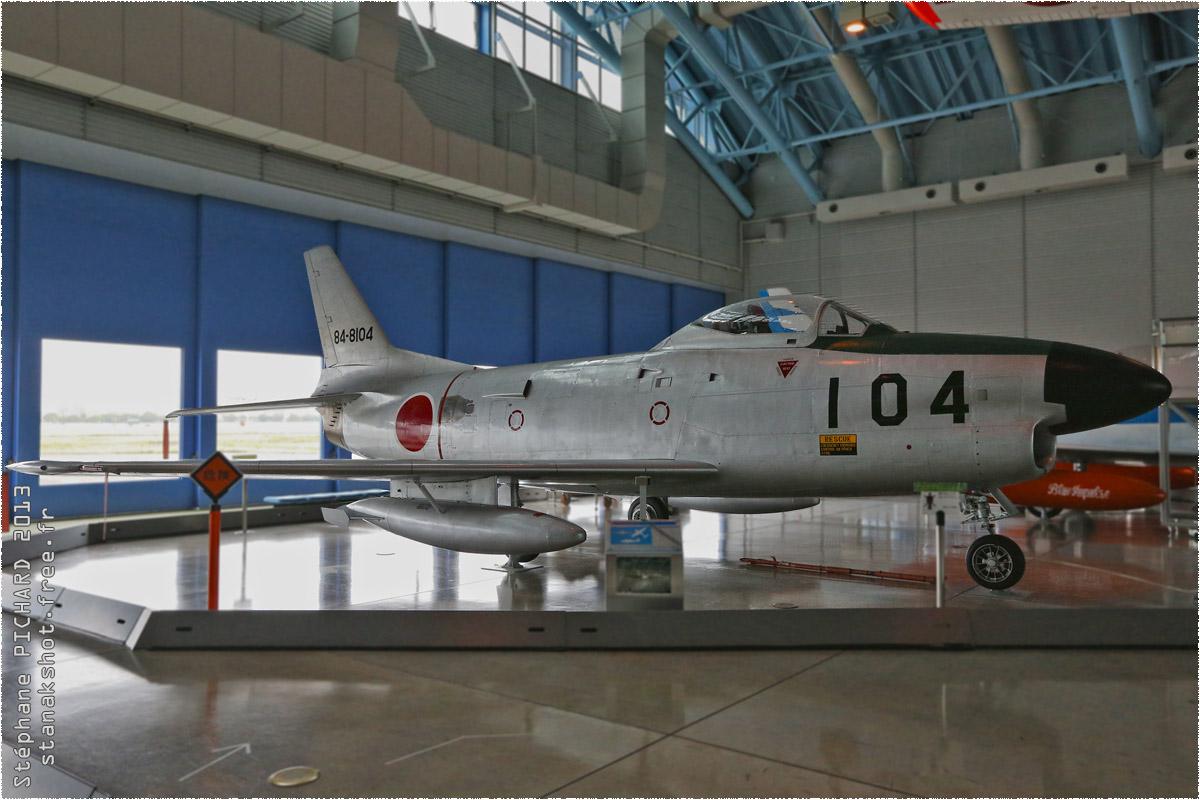 tof#1406_F-86_de la Force aérienne d'autodéfense japonaise