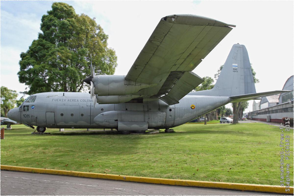tof#1521_C-130_de la Force aérienne colombienne