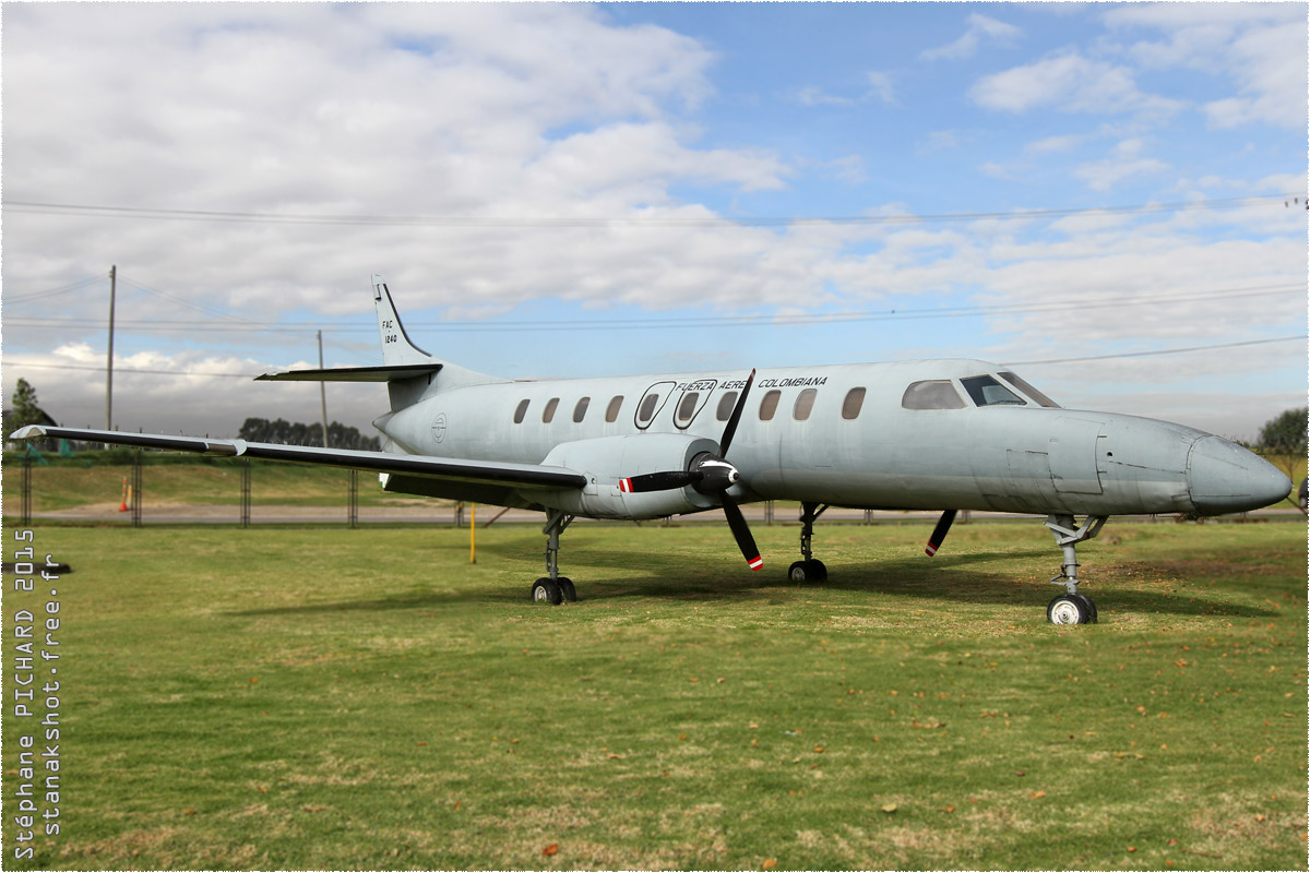 tof#1522_Metroliner_de la Force aérienne colombienne