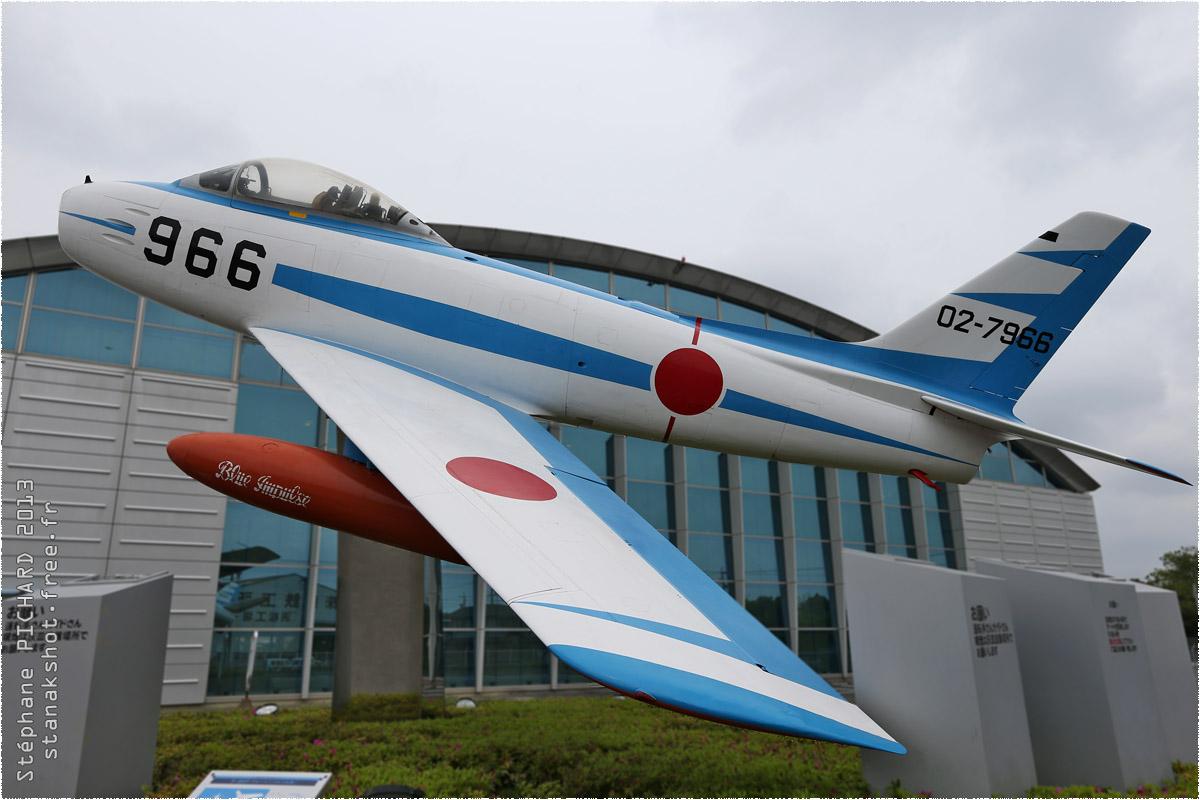 tof#1601_F-86_de la Force aérienne d'autodéfense japonaise