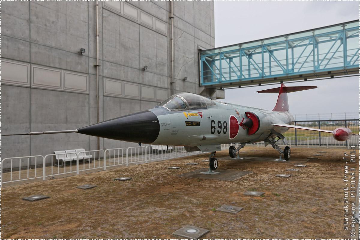 tof#1604_F-104_de la Force aérienne d'autodéfense japonaise