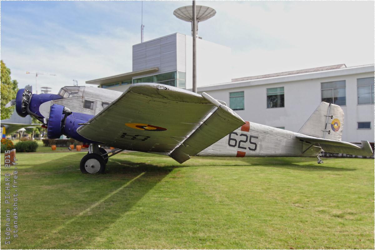 tof#1695_Ju 52_de la Force aérienne colombienne