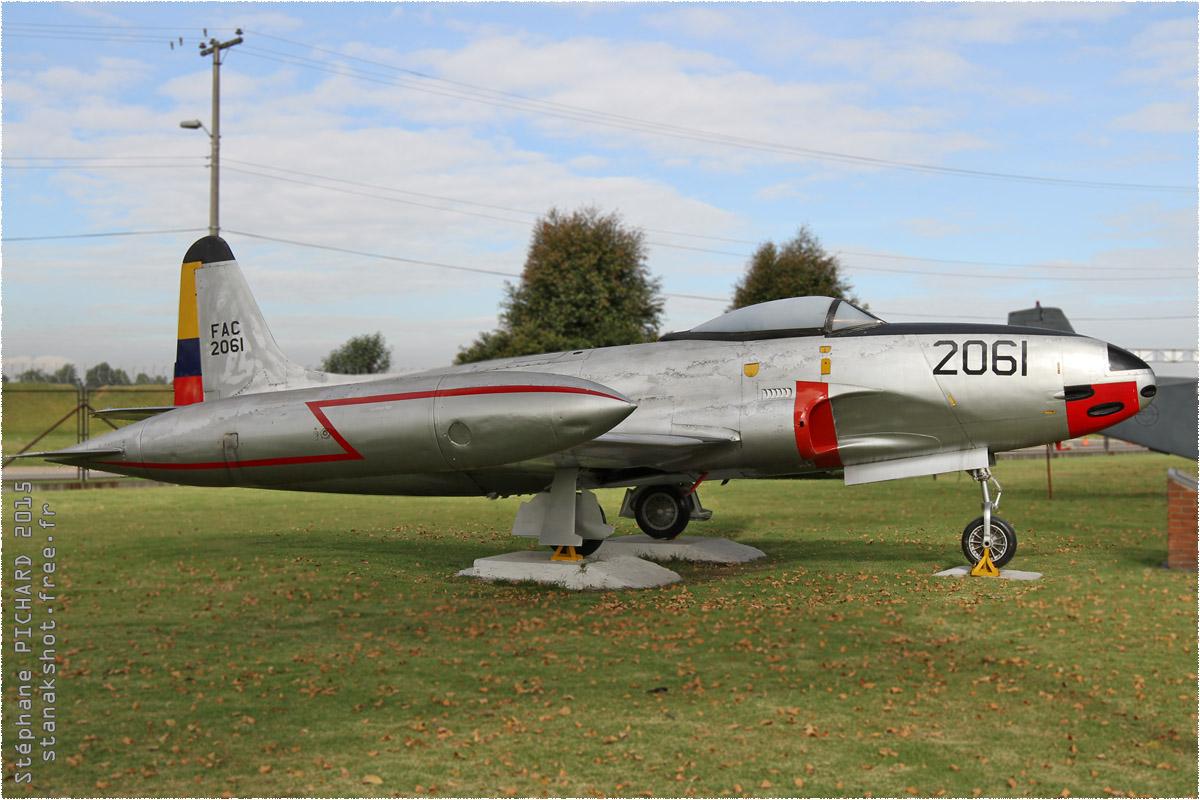 tof#1748_P-80_de la Force aérienne colombienne