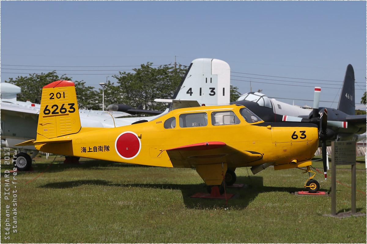 tof#1807 T-34 de la Marine japonaise au statique à Kanoya (JPN) en 2013