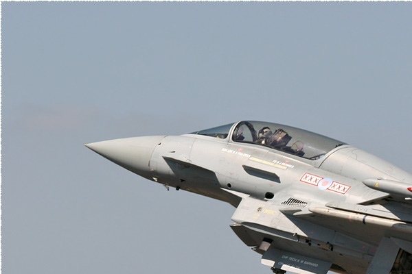 Photo#1003-1-Eurofighter Typhoon T1