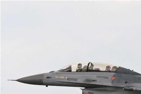 Photo#1054-1-General Dynamics F-16BM Fighting Falcon