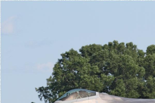 Photo#1065-1-Lockheed F-22A Raptor