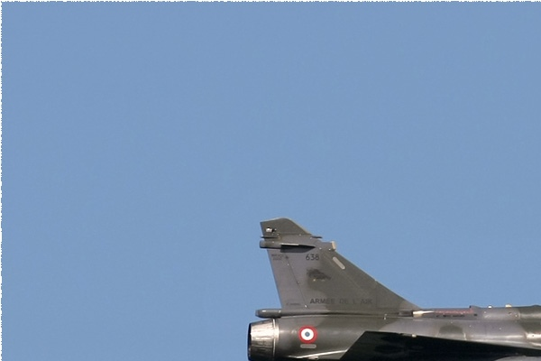 Photo#1377-1-Dassault Mirage 2000D