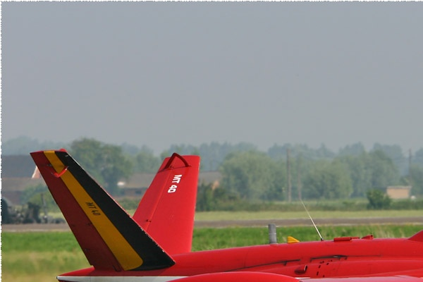Photo#1534-1-Fouga CM-170R Magister