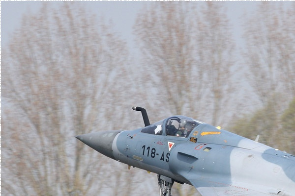 Photo#1609-1-Dassault Mirage 2000-5F