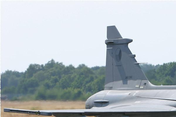 Photo#1655-1-Saab JAS39C Gripen