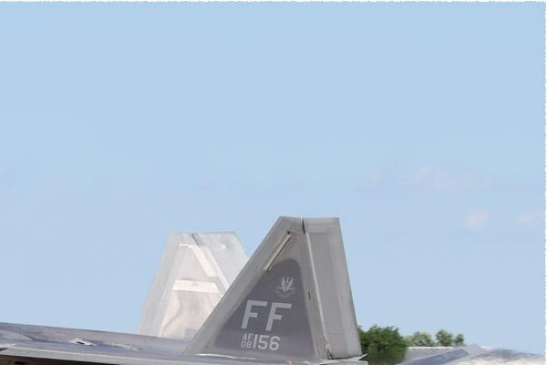 Photo#1012-2-Lockheed F-22A Raptor