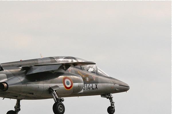 Photo#1018-2-Dassault-Dornier Alphajet E