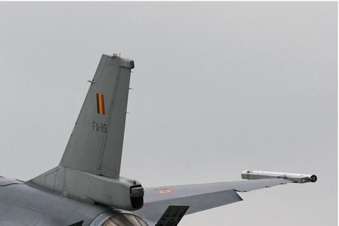 Photo#1039-2-General Dynamics F-16AM Fighting Falcon