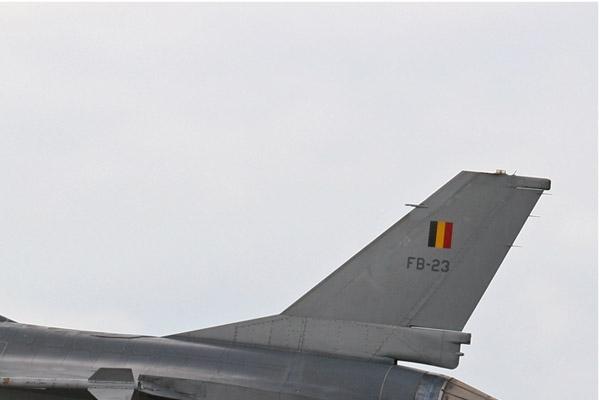 Photo#1054-2-General Dynamics F-16BM Fighting Falcon