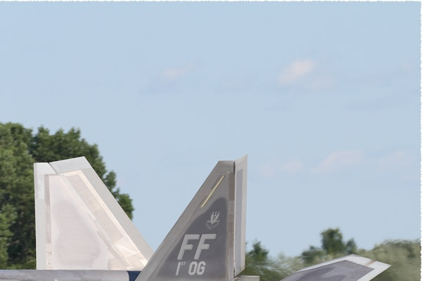 Photo#1065-2-Lockheed F-22A Raptor