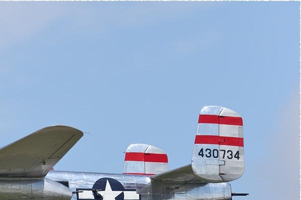 Photo#1520-2-North American B-25J Mitchell
