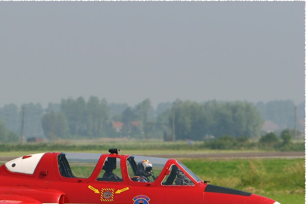 Photo#1534-2-Fouga CM-170R Magister