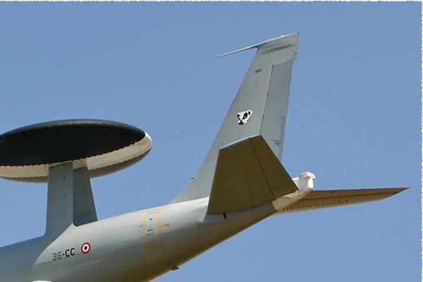 Photo#1556-2-Boeing E-3F Sentry