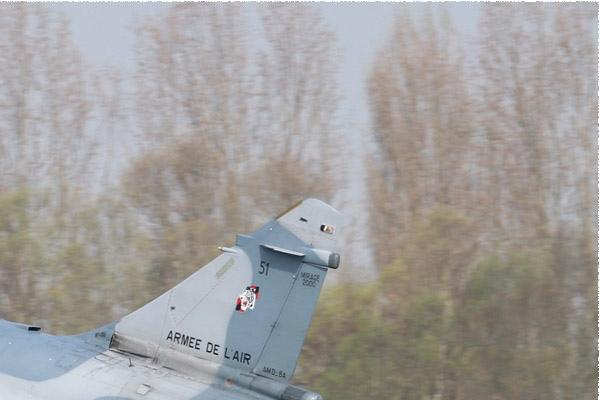 Photo#1609-2-Dassault Mirage 2000-5F