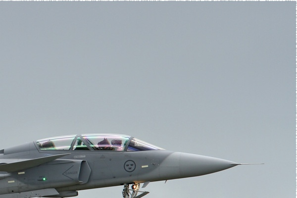 Photo#1632-2-Saab JAS39D Gripen